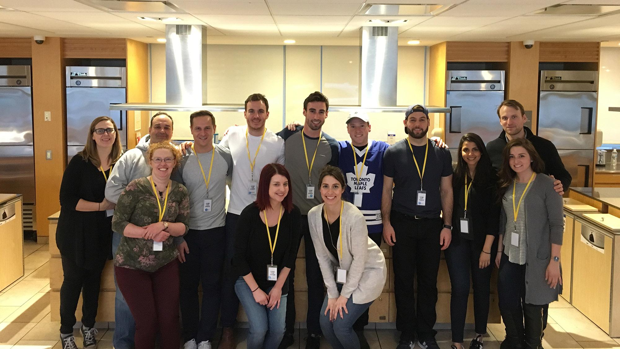 Hazelview Team Photo